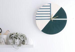 DIY : créez une horloge graphique