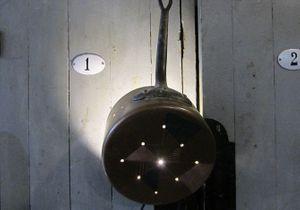 DIY : transformez une casserole en cuivre en lampe