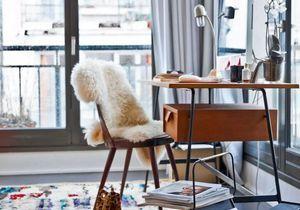 La fausse peau de mouton à 39,95 € chez Ikea, le vrai bon achat !