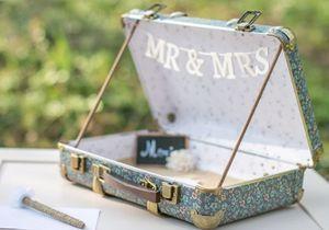 Des valises rétro pour une déco 100% vintage