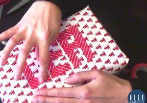 VIDEO : customisez vos paquets cadeaux