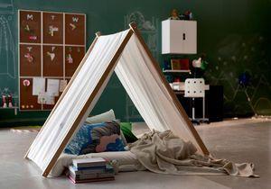 DIY : un tipi pour enfant