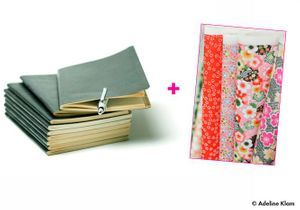 Do it yourself : un carnet personnalisé