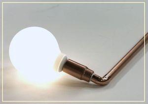 DIY : comment fabriquer une lampe en cuivre