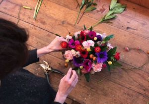 N'attendez pas de bouquet pour la Saint-Valentin, créez le vôtre !