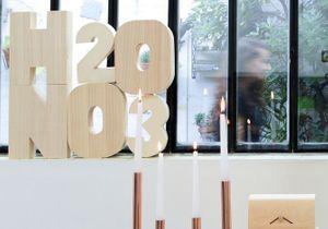 Tendance : les lettres déco font vibrer vos murs !