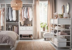 rangements meubles et objets pour ranger sa maison elle d coration. Black Bedroom Furniture Sets. Home Design Ideas