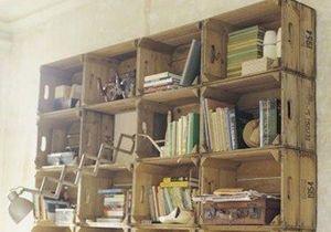 3 idées de bibliothèques à fabriquer soi-même !