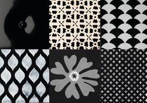 Je veux... des carreaux black & white !