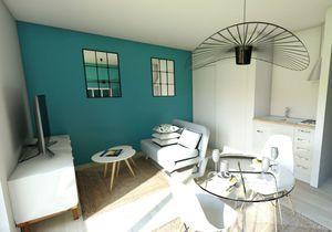 Plan de studio : 3 façons d'aménager un studio de 35 m²
