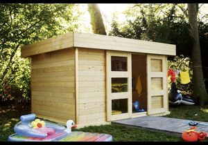 Construire son abri de jardin