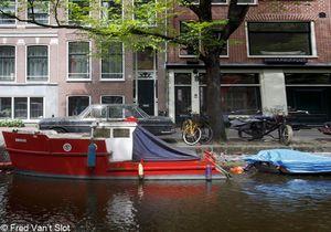 Amsterdam, ville design