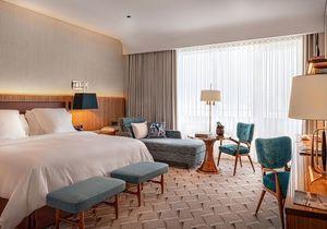 #ELLEDécoSpot : L'hôtel Four Season Ritz Lisbon ou le passé recomposé