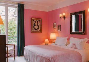 Hôtel Amour de Nice : le cocon pastel du Sud