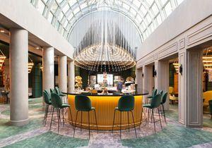 A Versailles, l'hôtel Le Louis revisite la tradition française