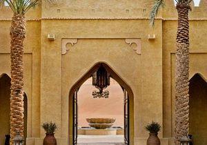 Hôtel Qasr Al Sarab, le palais des mirages