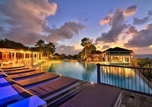 Une villa paradisiaque en Guadeloupe