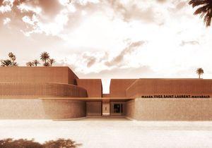 Découvrez le nouveau musée Yves Saint Laurent à Marrakech