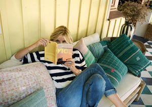 ELLE s'invite chez Sarah Poniatowski au Cap-Ferret