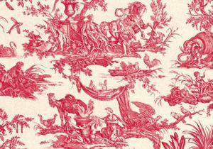 La toile de Jouy, un tissu indémodable