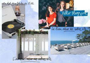 Les coups de cœur estivaux des blogueuses Hëllø Blogzine
