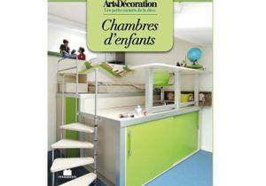 """Livre Art&Décoration : """"Chambres d'enfants"""", format poche"""