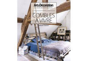 """Livre Art&Décoration : """"Combles à vivre"""""""