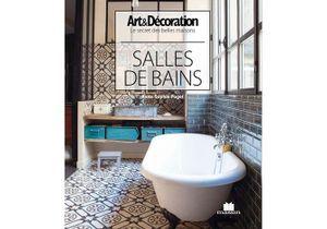 """Livre Art&Décoration : """"Salle de bains"""""""