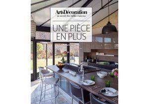 """Livre Art&Décoration : """"Une pièce en plus"""""""