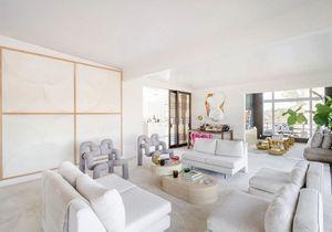 Ambiance vintage pour la nouvelle villa de Rami Malek