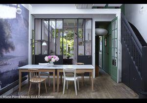Visite en 3D d'un petit atelier parfaitement aménagé