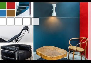 Visite très privée de l'appartement-atelier parisien de Le Corbusier