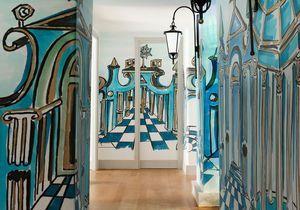 Découvrez l'appartement fantastique de Vincent Darré