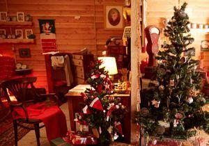 Découvrez la maison du Père Noël !