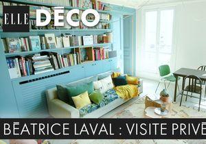 #ELLEDécoInside : découvrez l'appartement haussmannien coloré de Béatrice Laval