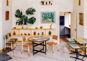 La Villa Planchart, une oeuvre d'art totale signée Gio Ponti