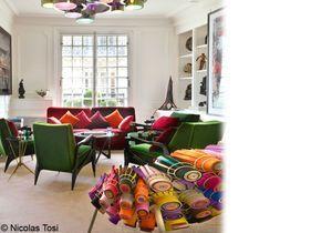 Une décoration chic & glamour