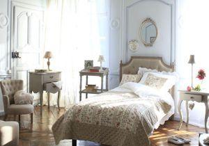Une chambre au style gustavien