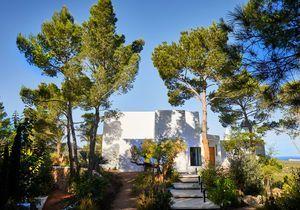 Une villa de rêve dans les hauteurs d'Ibiza