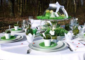 15 idées déco pour un joli centre de table de mariage