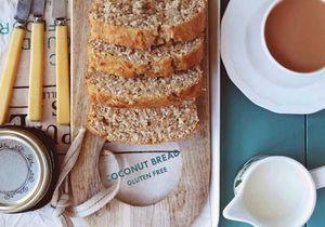 Coconut Bread, le gâteau à la noix de coco qui fait craquer les fit girls