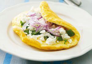 Comment faire une omelette légère ?