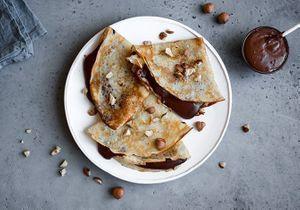 Nos meilleures recettes de crêpes fourrées pour se régaler