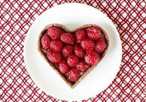 Menu Saint-Valentin grand chef gastronomique