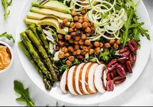20 salades healthy pour être en forme tout l'été