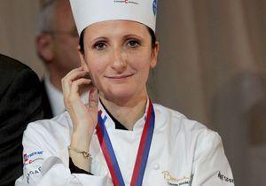 Anne-Sophie Pic élue meilleure femme chef du monde