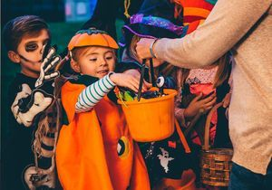 Dents de vampires, Zombie ball , yeux globuleux, goût piquant… tous nos bonbons pour Halloween