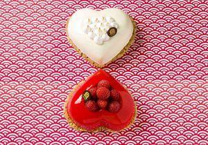 Saint-Valentin 2015 : nos gâteaux et douceurs chouchou