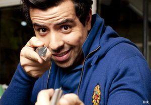 Abdel Alaoui fait sauter les crêpes chez Colette