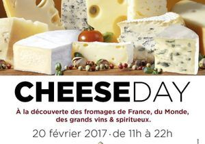 Amateur de fromages ? Gagnez votre place pour le « Cheese day » !
